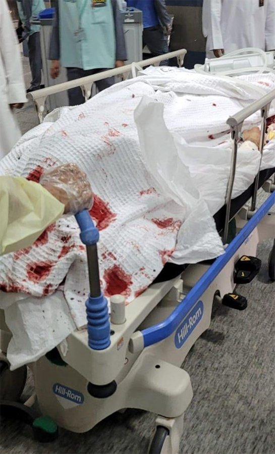 وفاة قاتل شرطي المرور وأمه أثناء تلقيه العلاج