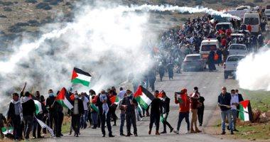 استشهاد فلسطيني وإصابة 21 آخرين بالرصاص خلال مواجهات مع الاحتلال في نابلس